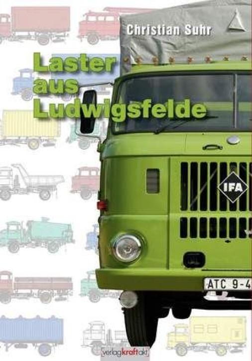 Laster aus Ludwigsfelde. Christian Suhr