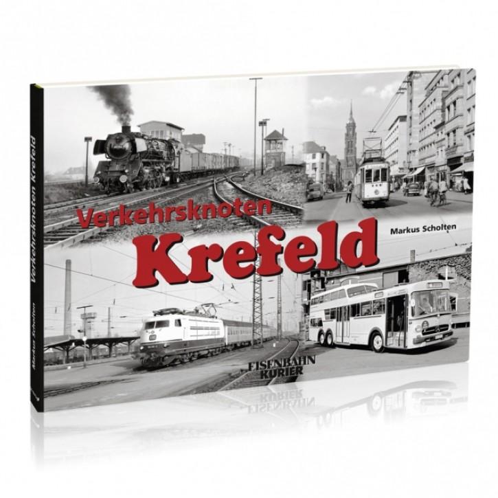 Verkehrsknoten Krefeld. Markus Scholten
