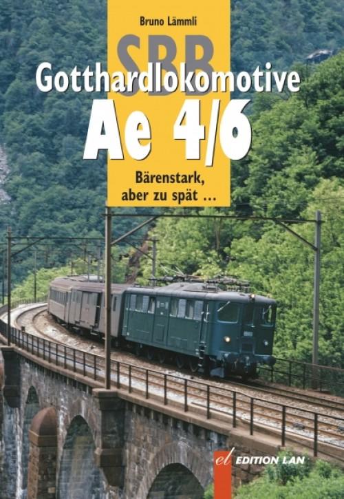 SBB Gotthardlokomotive Ae 4/6. Bruno Lämmli