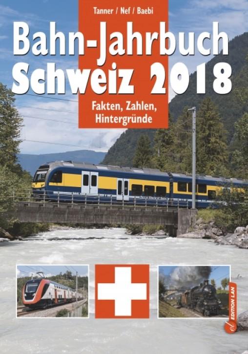 Bahn-Jahrbuch Schweiz 2018