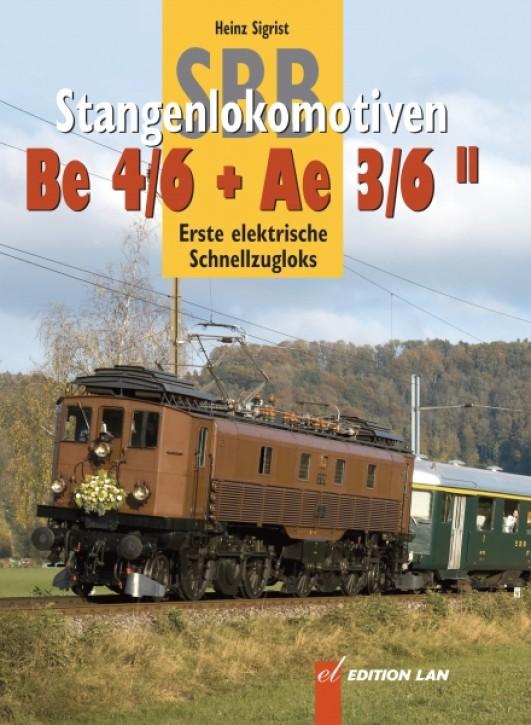 SBB-Stangenloks Be 4/6 + Ae 3/6 II. Heinz Sigrist