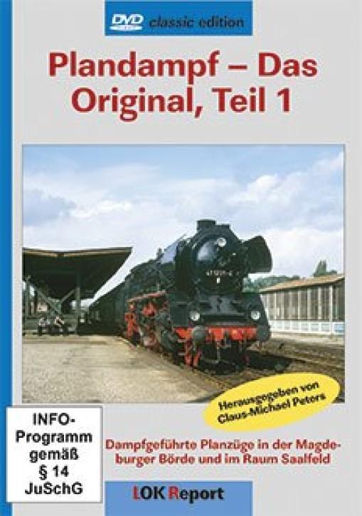 DVD: Plandampf – Das Original, Teil 1