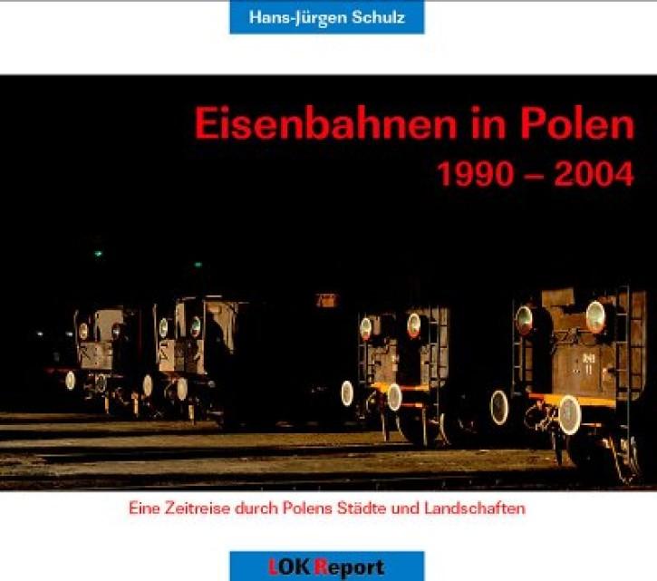 Eisenbahnen in Polen. Hans-Jürgen Schulz