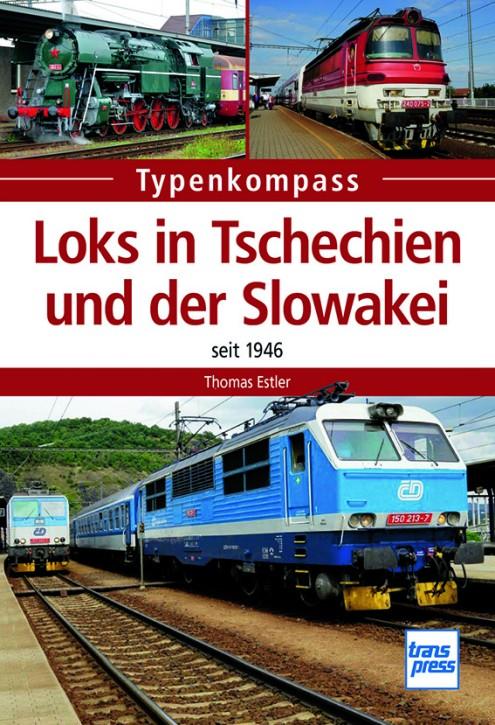 Loks in Tschechien und der Slowakei seit 1946. Thomas Estler