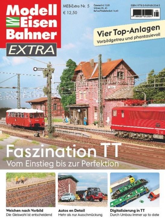 ModellEisenBahner Spezial 28: Faszination TT. Tipps, Grundlagen und Perfektion