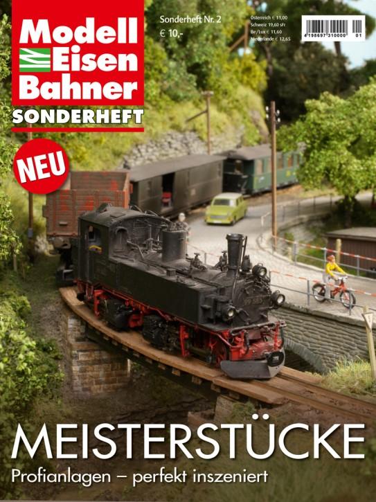 MEB Sonderheft 2: Meisterstücke. Profianlagen – perfekt inszeniert. Frank Zarges