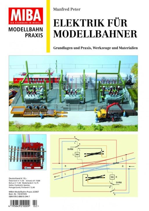 MIBA Modellbahn Praxis: Elektrik für Modellbahner. Grundlagen und Praxis, Werkzeuge und Materialien