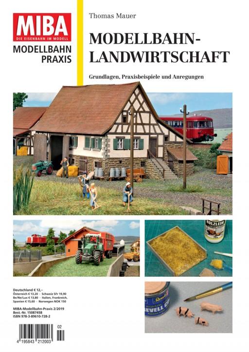 MIBA Modellbahn Praxis: Modellbahn-Landwirtschaft