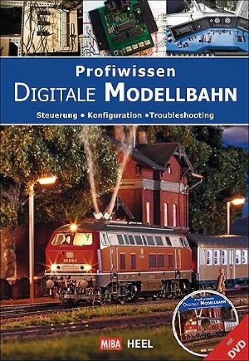 MIBA-Buch: Profiwissen Digitale Modellbahn