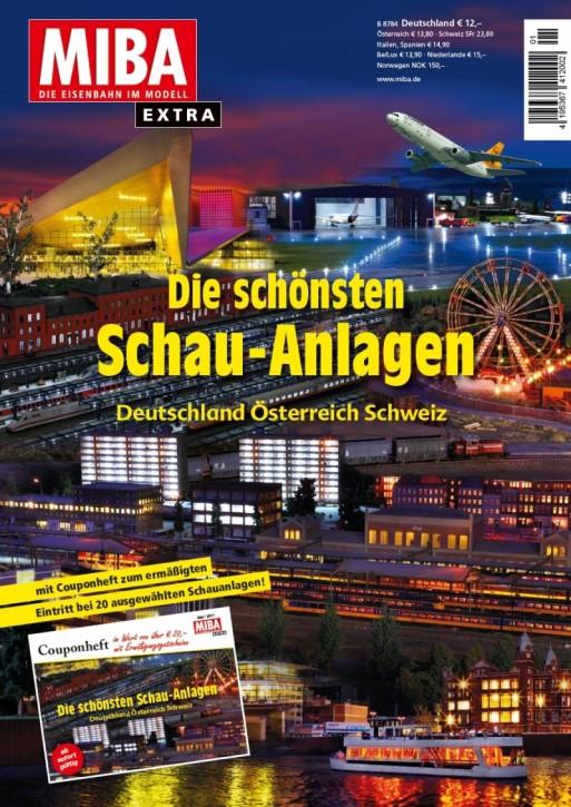 MIBA extra: Die schönsten Schau-Anlagen 2011. Deutschland, Österreich, Schweiz