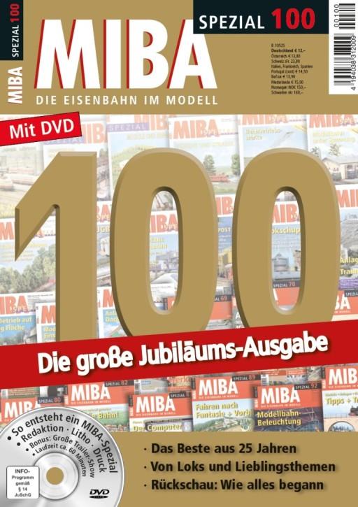 MIBA-Spezial 100: Best-of. Die große Jubiläumsausgabe