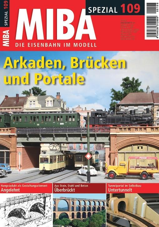 MIBA-Spezial 109: Arkaden, Brücken und Portale