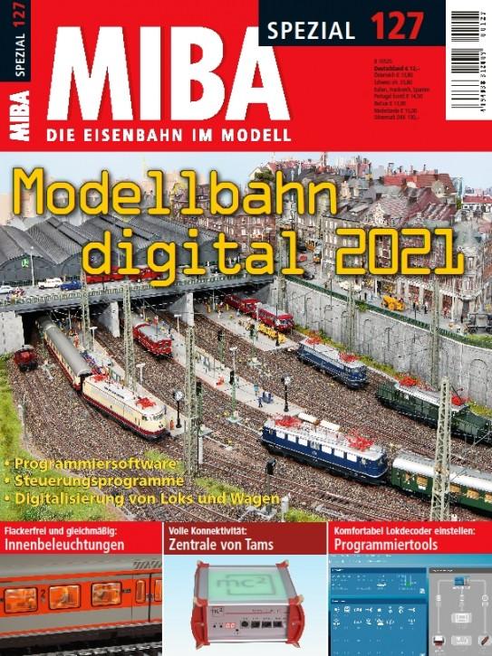 MIBA-Spezial 127: Modellbahn digital
