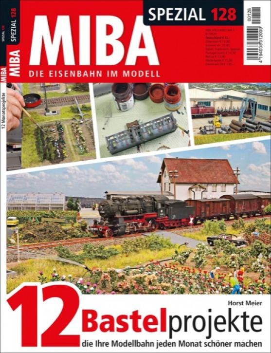 MIBA-Spezial 128: 12 Bastelprojekte