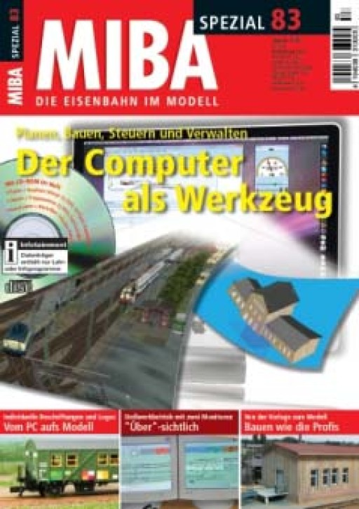 MIBA Spezial 83: Der Computer als Werkzeug
