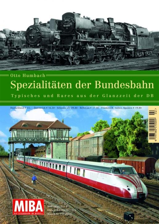 Typisches und Rares aus der Glanzzeit der DB. Otto Humbach