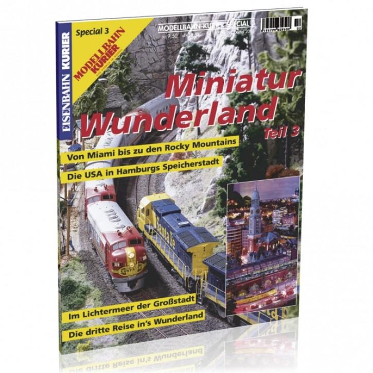 Modellbahn-Kurier Special 3: Miniatur-Wunderland - 3