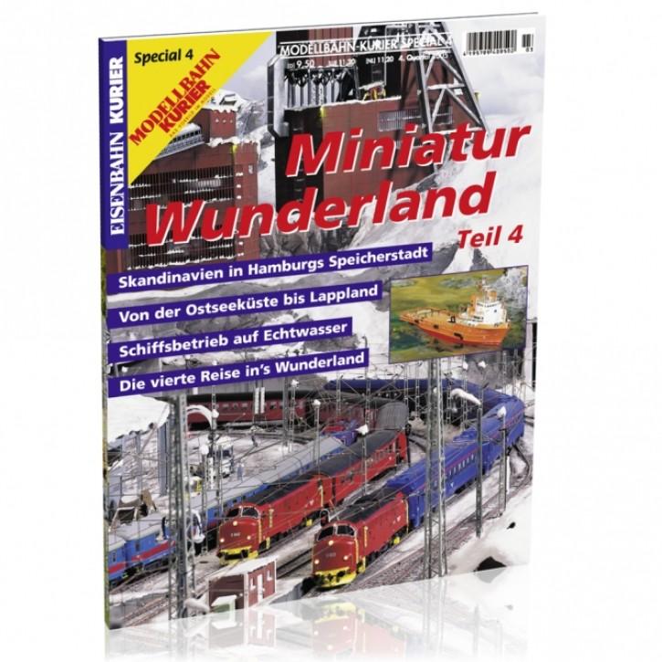 Modellbahn-Kurier Special: Miniatur-Wunderland - 4