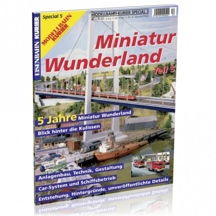 Modellbahn-Kurier Special: Miniatur-Wunderland - 5