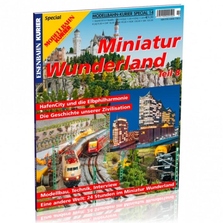 Modellbahn-Kurier Special: Miniatur Wunderland Teil 8. Technik, Bau und Betrieb