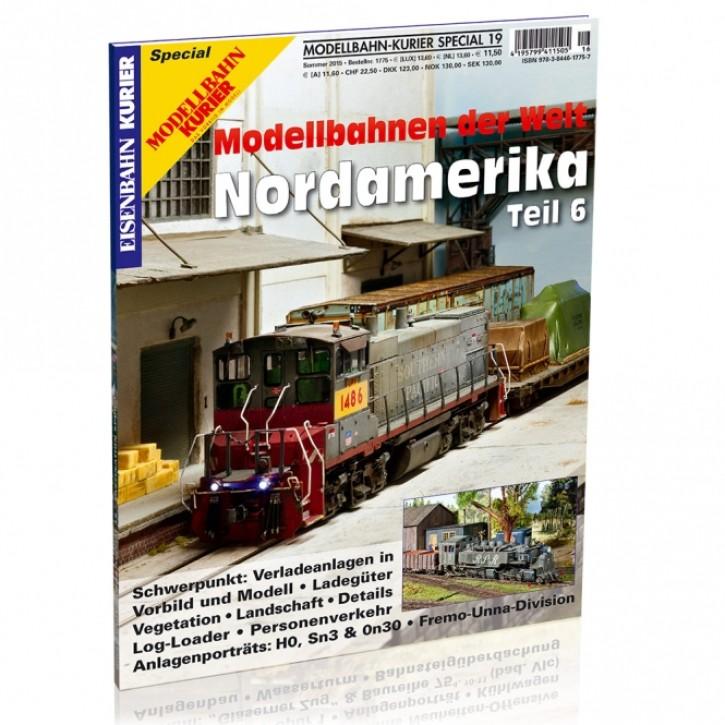 Modellbahnkurier-Special 19: Nordamerika 6
