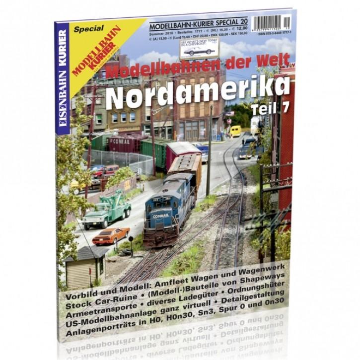 Modellbahnkurier-Special 20: Nordamerika 7