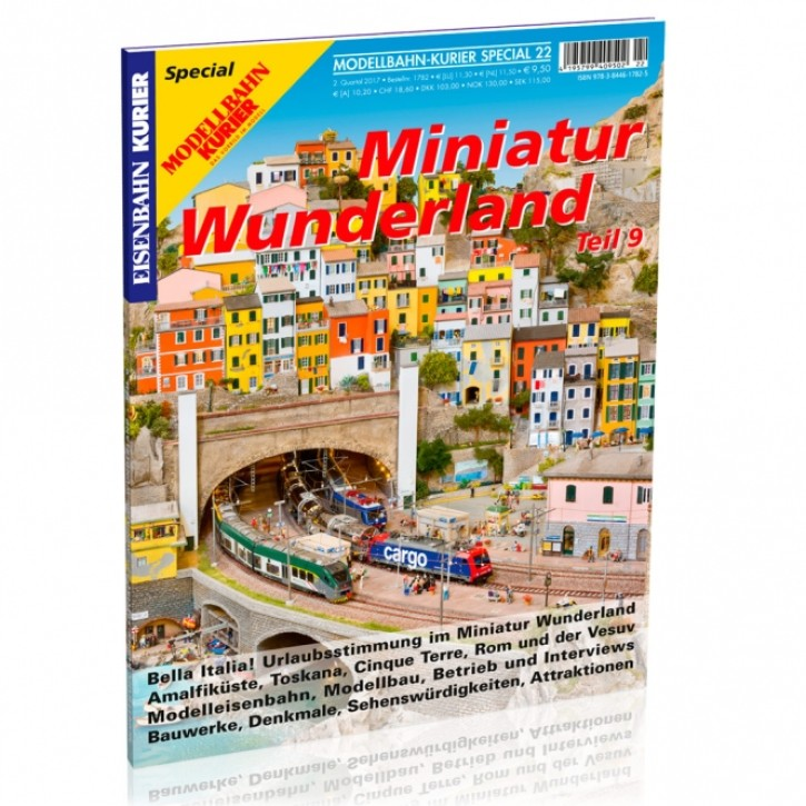 Modellbahn-Kurier Special: Miniatur Wunderland Teil 9. Italien