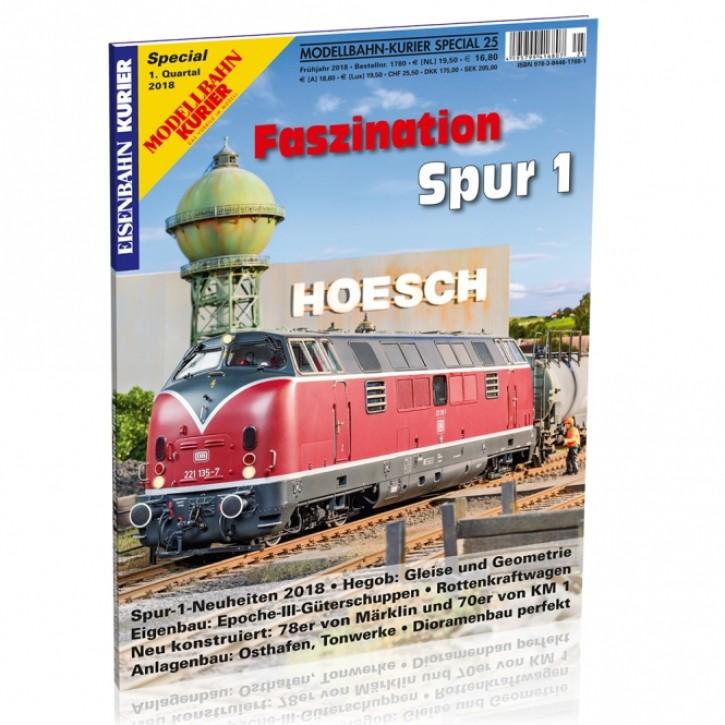 Modellbahn-Kurier Special 25: Faszination Spur 1 Teil 7