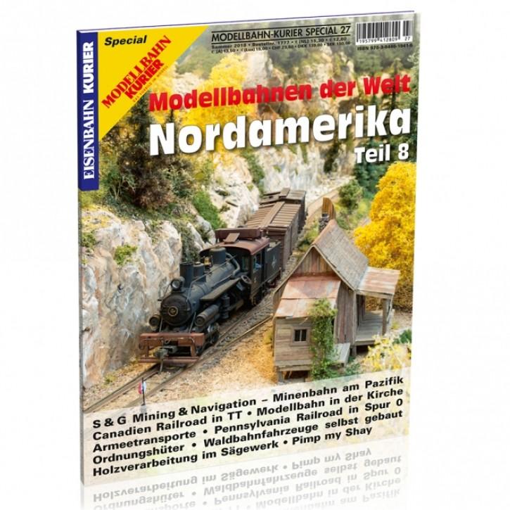 Modellbahnkurier-Special 27: Nordamerika 8