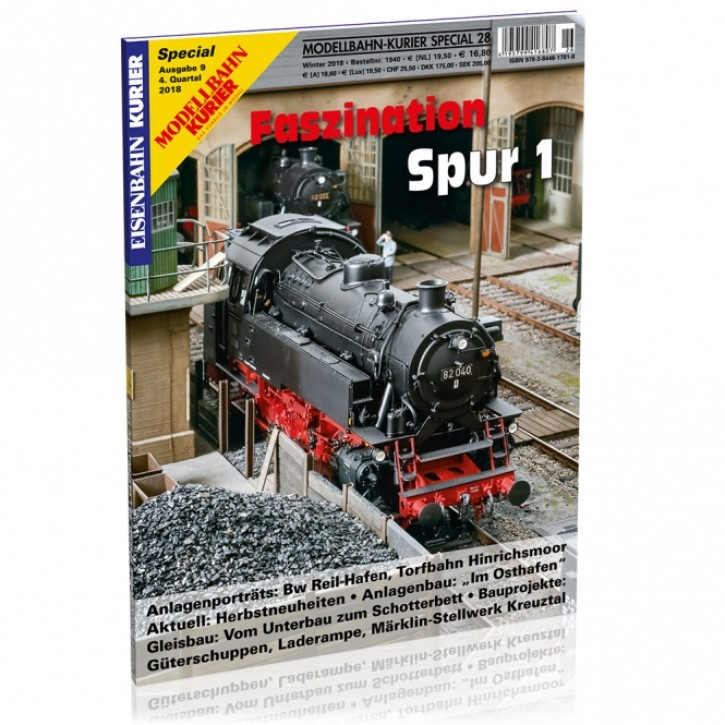 Modellbahn-Kurier Special 28: Faszination Spur 1 Teil 9