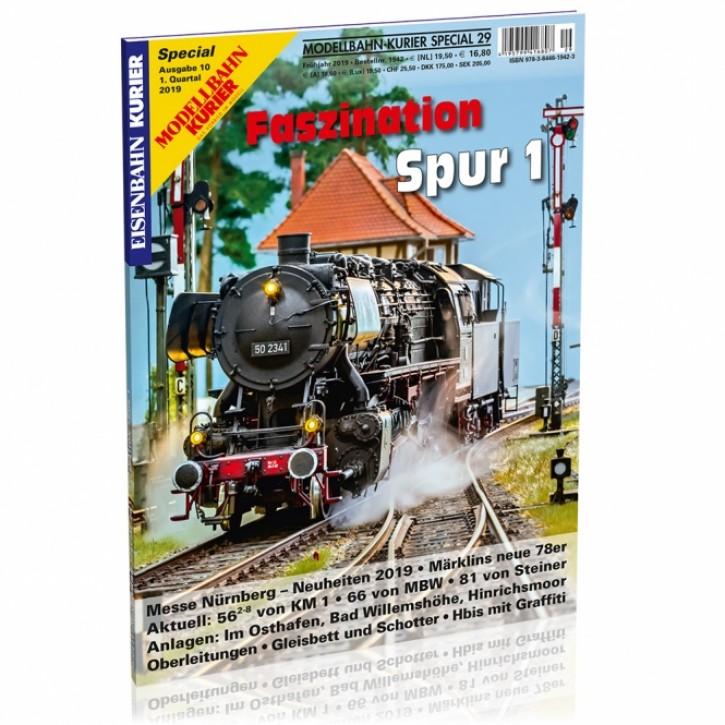 Modellbahn-Kurier Special 29: Faszination Spur 1 Teil 10