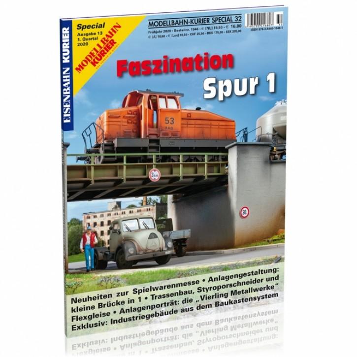 Modellbahn-Kurier Special 32: Faszination Spur 1 Teil 13