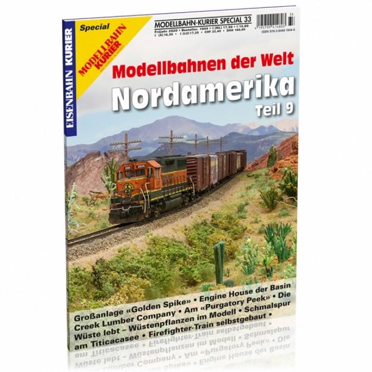 Modellbahn-Kurier Special 33: Modellbahnen der Welt: Nordamerika 9