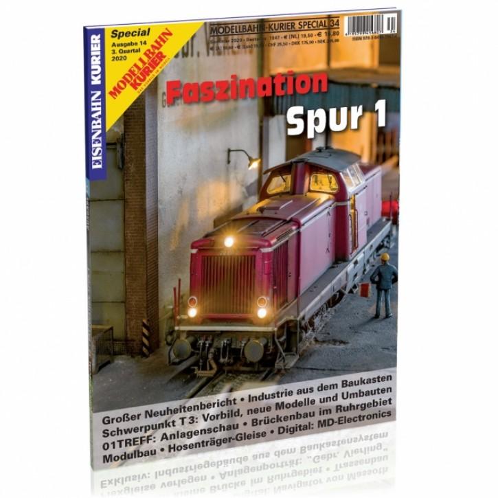 Modellbahn-Kurier Special 34: Faszination Spur 1 Teil 14