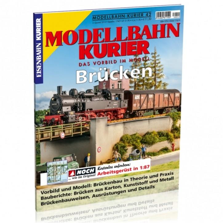 Modellbahn-Kurier 42: Brücken