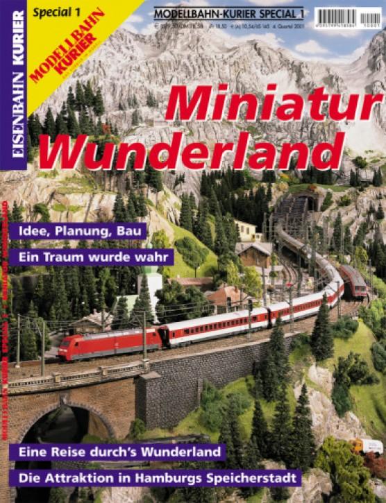 Modellbahn-Kurier Special: Miniatur-Wunderland - 1