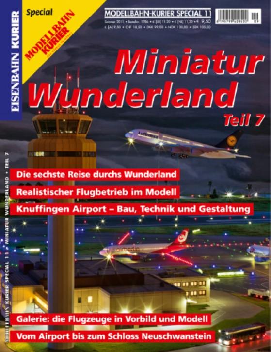 Modellbahn-Kurier Special 11: Miniatur Wunderland Teil 7