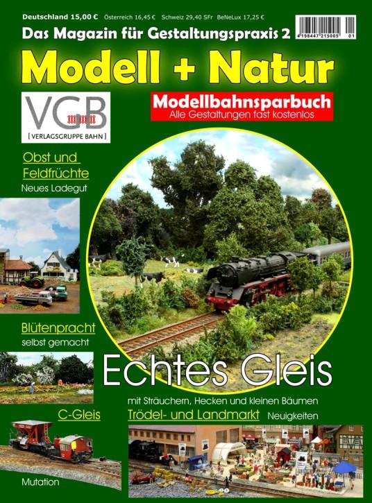 Modell + Natur. Das Magazin für Gestaltungspraxis 2