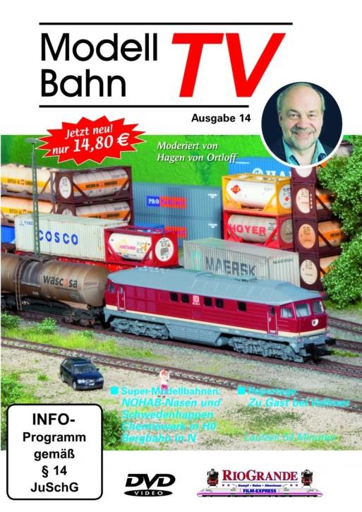 DVD: Modellbahn TV - Ausgabe 14