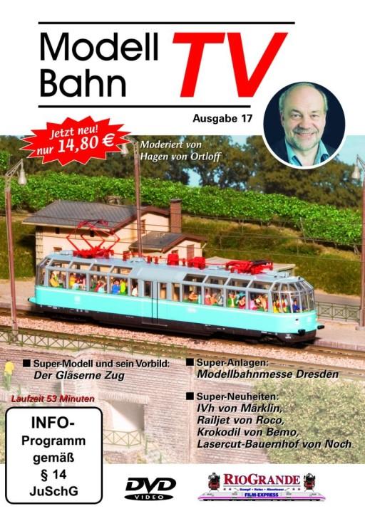 DVD: Modellbahn TV - Ausgabe 17