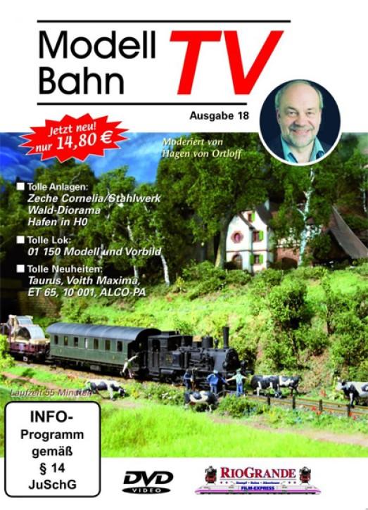 DVD: Modellbahn TV - Ausgabe 18