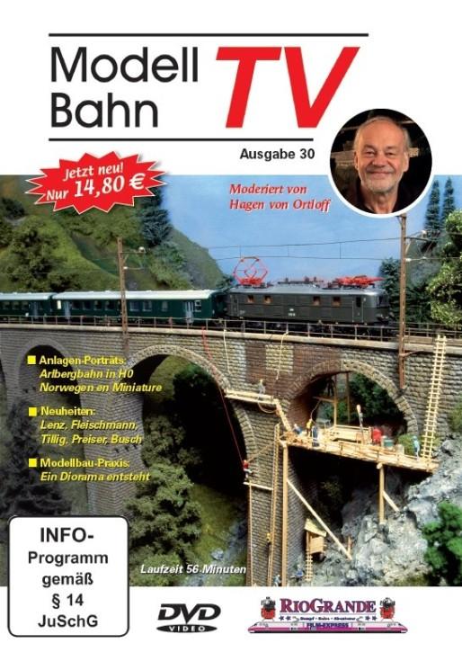 DVD: Modellbahn TV - Ausgabe 30