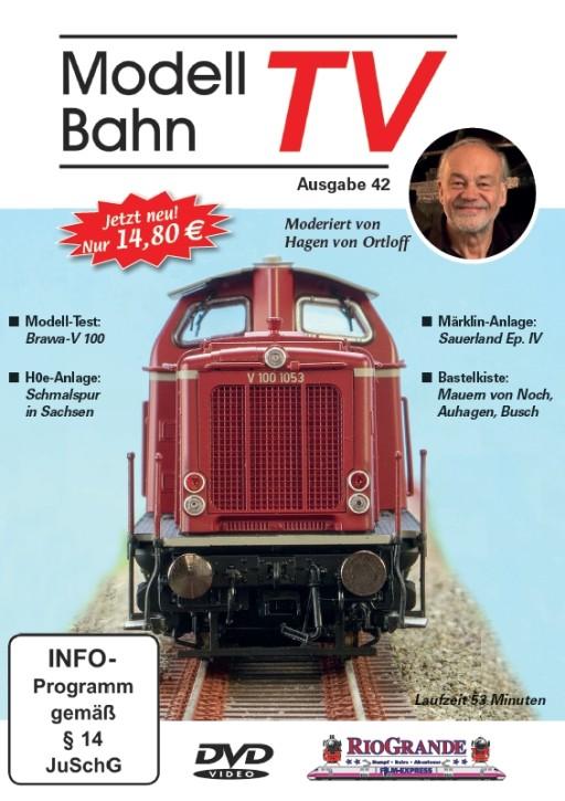 DVD: Modellbahn TV - Ausgabe 42