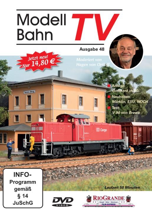 DVD: Modellbahn TV - Ausgabe 48