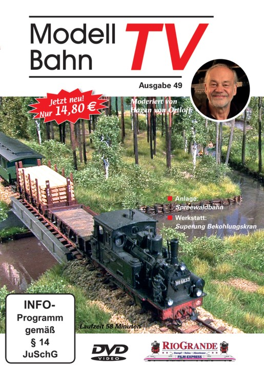 DVD: Modellbahn TV - Ausgabe 49