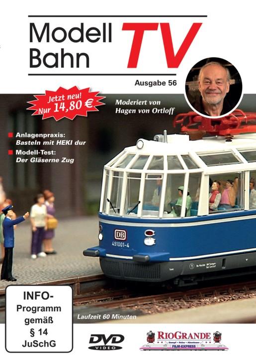 DVD: ModellbahnTV Ausgabe 56