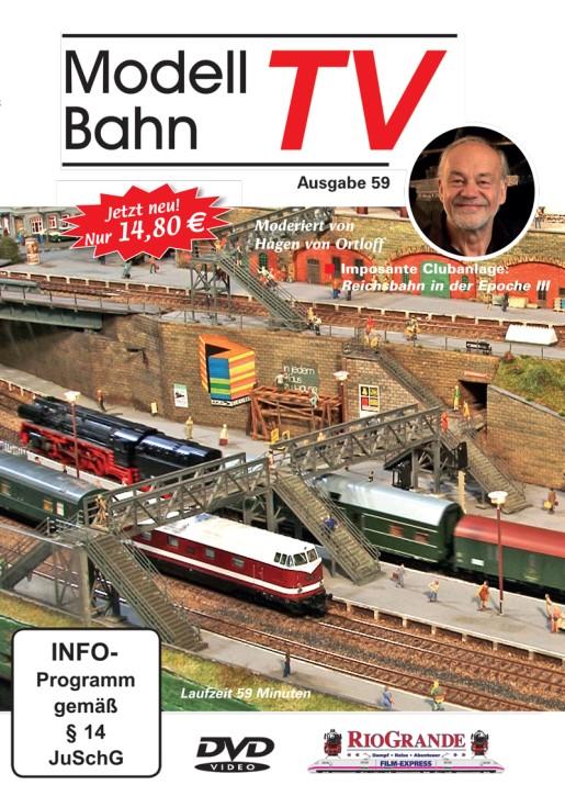 DVD: ModellbahnTV Ausgabe 59