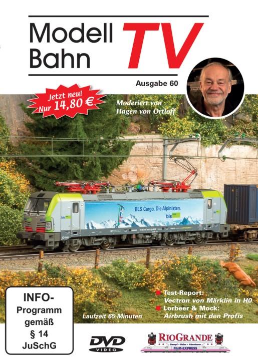 DVD: ModellbahnTV Ausgabe 60
