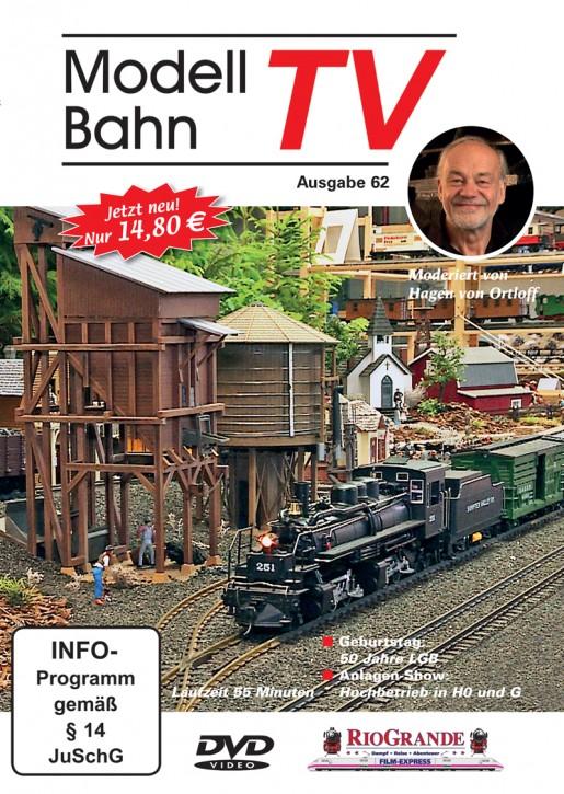 DVD: ModellbahnTV Ausgabe 62