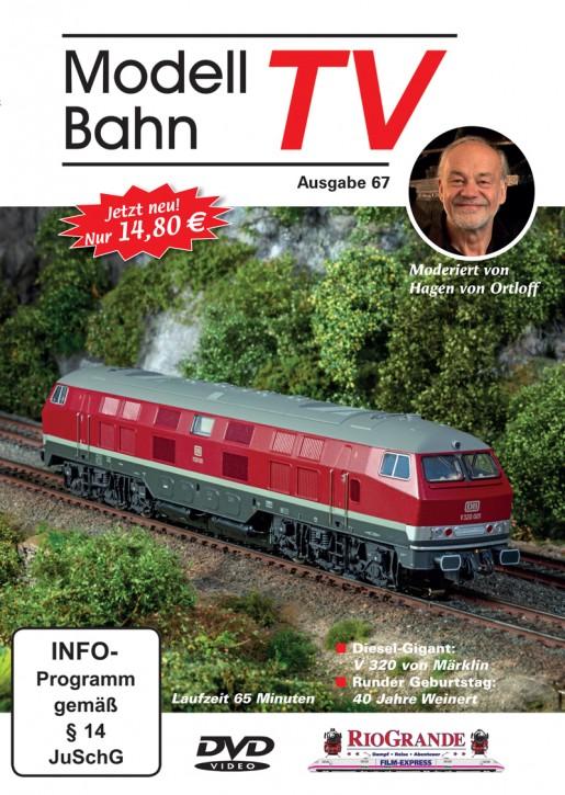 DVD: ModellbahnTV Ausgabe 67